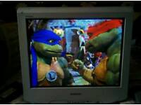 "Sony Tv 21"" retro gaming"