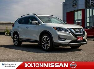2017 Nissan Rogue SL Platinum|NAVI|Bluetooth|Leather