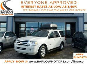 2008 Ford Expedition SSV/CLOTH/8PSNGR**OPEN 7 DAYS A WEEK**