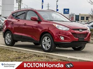 2013 Hyundai Tucson GLS|Leatherette|Bluetooth|Accident-Free