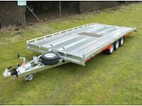 WANTED: Brian James , Ifor Williams , Dale Kane trailer transporter