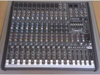 Mackie ProFX16, 16 Channel Mixer