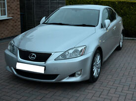 Lexus IS250 For Sale, 20 Months lexus extended warranty remaining Full main dealer service history