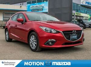 2014 Mazda MAZDA3 SPORT GS Sunroof Heated Seats
