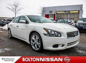 2012 Nissan Maxima SV (CVT) | Leather | Heated Seats/Steering |