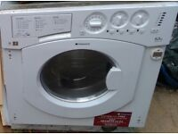 Hotpoint washing machine in very good working order