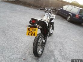 Yamaha wr125x for sale