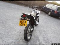 Yamaha wr125x for sale