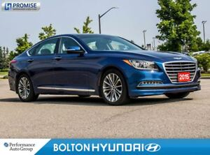 2015 Hyundai Genesis 3.8 Luxury. NAVI. Panoroof. Leather. Camera