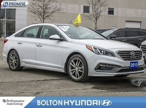 2015 Hyundai Sonata 2.0T Ultimate|Leather|NAVI|PanoRoof|Camera
