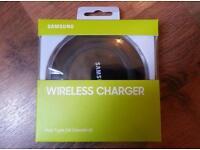 Brand new Samsung galaxy wireless charger pad