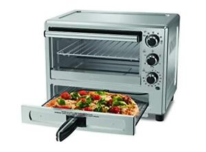 Four convection avec tirroir a Pizza / Convection Oven with Pizza Drawer
