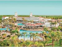 REDUCED!ALL INCLUSIVE 5* HOLIDAY TO NISSI BEACH CYPRUS 05/07/17 - 09/07/17 ( 2017 BEST RESORT AWARD)