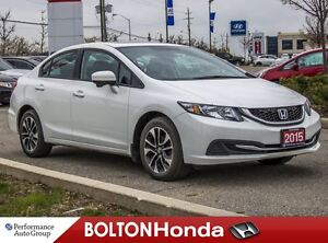 2015 Honda Civic EX|Moon Roof|Bluetooth|Accident Free