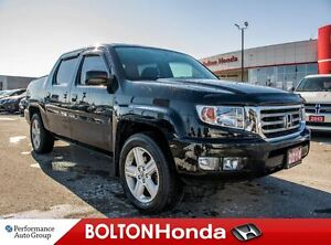 2014 Honda Ridgeline Touring|Leather|Heated Seats|AWD