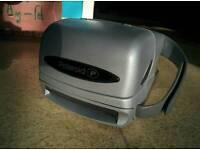 Polaroid silver P 600 instant camera