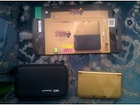 Limited Edition Zelda 3DS XL