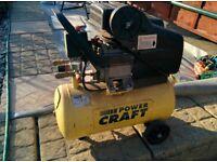 Small Power Craft Compressor