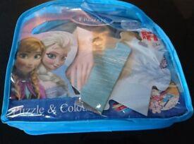 Disney Frozen Puzzle in a bag