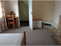 Great large room in great location!