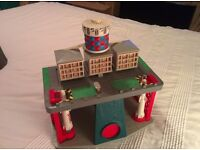 Stingray Marineville Headquarters and Toys - £10 - COLLECTION ONLY