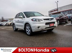 2008 Acura RDX Navigation.. No accidents..Two sets of tires