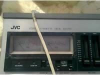 JVC stereo cassette deck kd-720