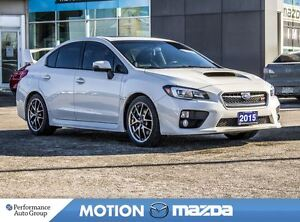 2015 Subaru WRX STi Sport-tech 6Spd Leather Roof Navi