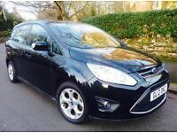 Ford GRAND C-Max 7 Seater **1 Lady Owner**FDSH**Hpi Clear**BARGAIN!**