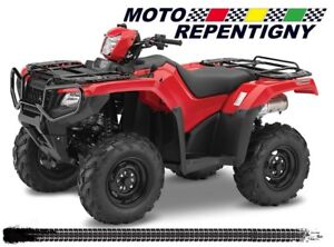 2018 Honda TRX500FE2E Fourtrax Foreman Electric shift, direction