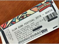 Slam Dunk Ticket Leeds / North (x1)