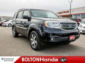 2012 Honda Pilot Touring|New Tires|Leather|Heated Seats|DVD