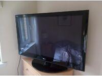 """TV 42"""" LG 42PQ3000 plasma television HD Ready"""