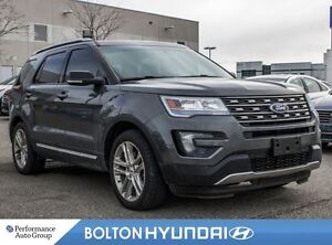 2016 Ford Explorer XLT AWD|Leather|PanoRoof|Navi|Camera
