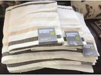 BHS Towel Bale - 2 Bath sheets & 2 Hand towels - RRP 64 - New