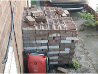 2 x pallets of reclaimed london bricks for sale (700 approx)