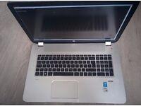 "HP ENVY 17-J053EA Intel Core i7-4700MQ 2.40GHz 17.3"" 16GB"