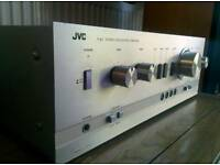 JVC integrated amplifier with phono stage