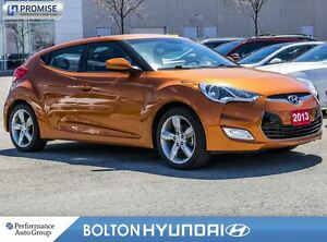2013 Hyundai Veloster Off Lease 33916 KM'S|Bluetooth|Heated Seat