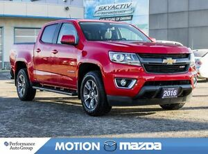 2016 Chevrolet Colorado Z71 Crew 4X4 Navi Side Steps