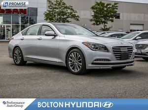 2015 Hyundai Genesis 3.8 Technology|17086 Km's|Leather|PanoRoof|