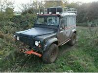 Landrover defender 90 off road ready not discovery 110 range rover