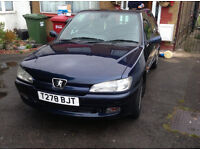 EXCELLENT condition Peugeot 306 leather seats