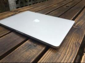 "MacBook Pro 15"" Retina i7 processor, 16gb RAM, SSD, dedicated 1.5gb graphics card"