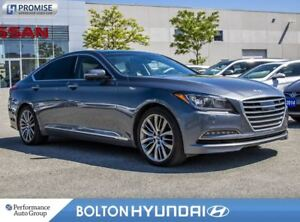 2015 Hyundai Genesis 5.0 Ultimate. Leather. PanoRoof. NAVI