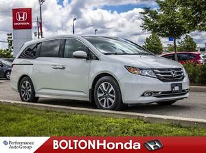 2014 Honda Odyssey Touring|NAVI|DVD Player| Accident Free|Leathe