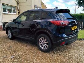 Immaculate Mazda CX5. Reg 15. One careful owner from new.