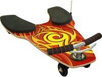 Shark four wheel kneeboard