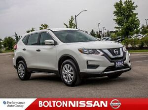 2017 Nissan Rogue S|Demo|Heated Seats|AWD|Bluetooth