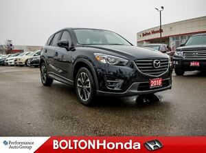 2016 Mazda CX-5 GT|AWD|Leather|Navi